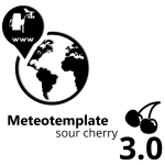 Meteotemplate 3.0 Sour Cherry