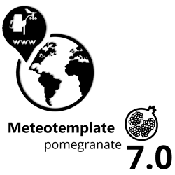 Meteotemplate 7.0 Pomegranate!