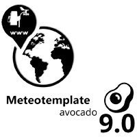 Meteotemplate 9.0 Avocado